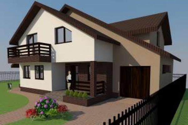 Constructii rezidentiale la cheie, amenajari interioare si fatade